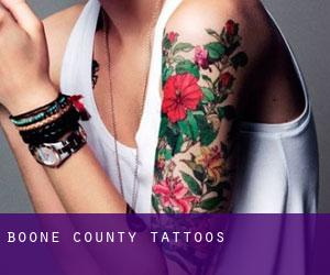 Boone County tattoos
