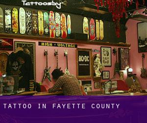 Tattoo in Fayette County
