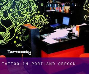 Tattoo in Portland (Oregon)