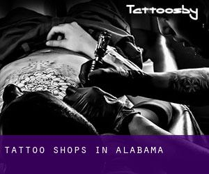Tattoo Shops in Alabama
