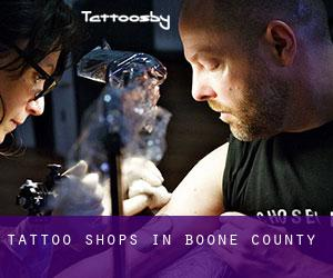 Tattoo Shops in Boone County
