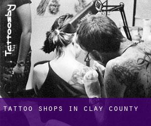 Tattoo Shops in Clay County