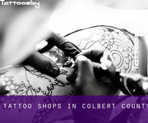 Tattoo Shops in Colbert County