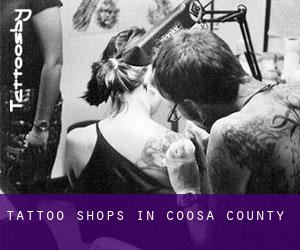 Tattoo Shops in Coosa County