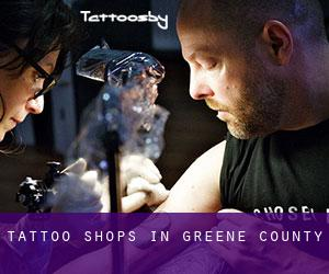 Tattoo Shops in Greene County