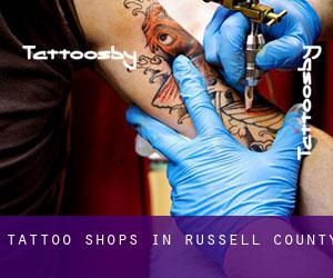 Tattoo Shops in Russell County