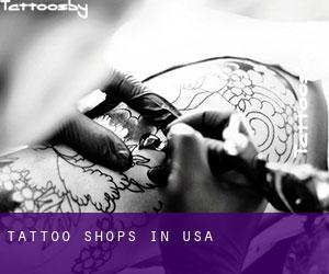 Tattoo Shops in USA