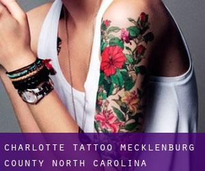 Charlotte tattoo (Mecklenburg County, North Carolina)