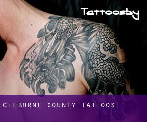 Cleburne County tattoos