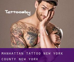 Manhattan tattoo (New York County, New York)