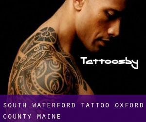 South Waterford Tattoo (Oxford County, Maine)
