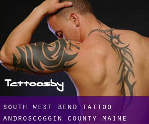 South West Bend tattoo (Androscoggin County, Maine)