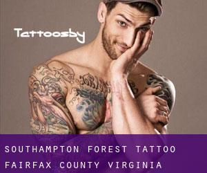 Southampton Forest tattoo (Fairfax County, Virginia)